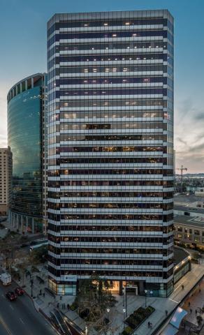 1221 City Center (Photo courtesy of TMG Partners)