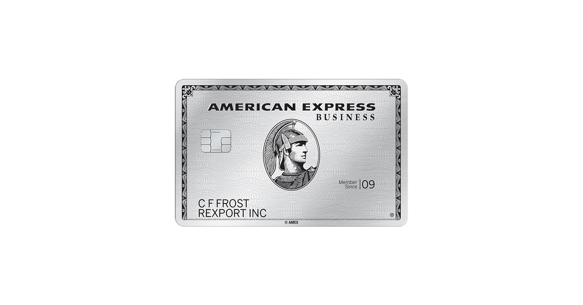 The American Express Business Platinum Card Evolves with New