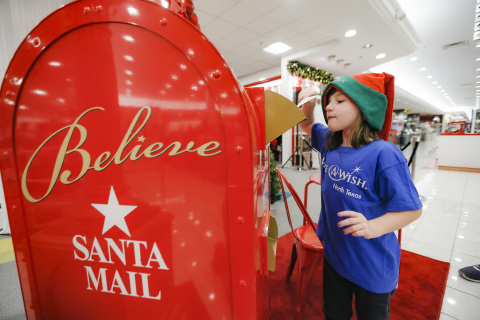 Macy's and Make-A-Wish® will celebrate Wishes Across America as part of Macy's 11th annual Believe c ...