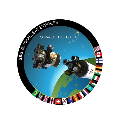 Spaceflight Successfully Launches 64 Satellites on First Dedicated Rideshare Mission (Graphic: Business Wire)