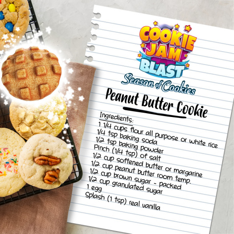 Jam City Sweetens National Cookie Day By Announcing First Annual