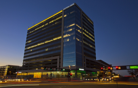 As the centerpiece of Western Union's worldwide operations, the company has completed the relocation to its new global headquarters in Denver, Colorado. (Photo: Business Wire)