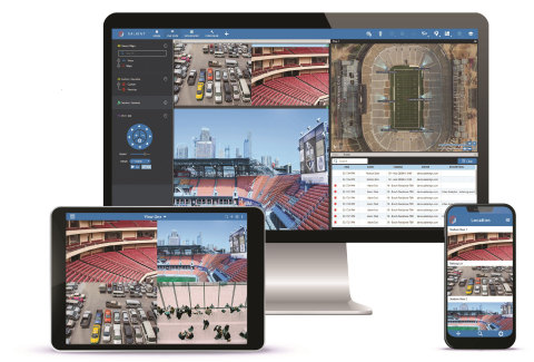 CompleteView 20/20 VMS (Photo: Business Wire)