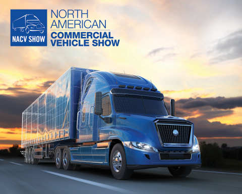 Industry Leaders To Launch New Equipment and Technology At North American Commercial Vehicle Show 2019 (Photo: Business Wire)