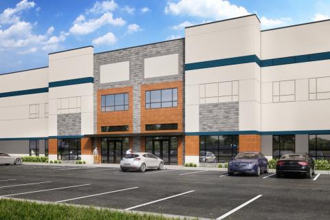 CLT Logistics - Charlotte, NC (Photo: Business Wire)