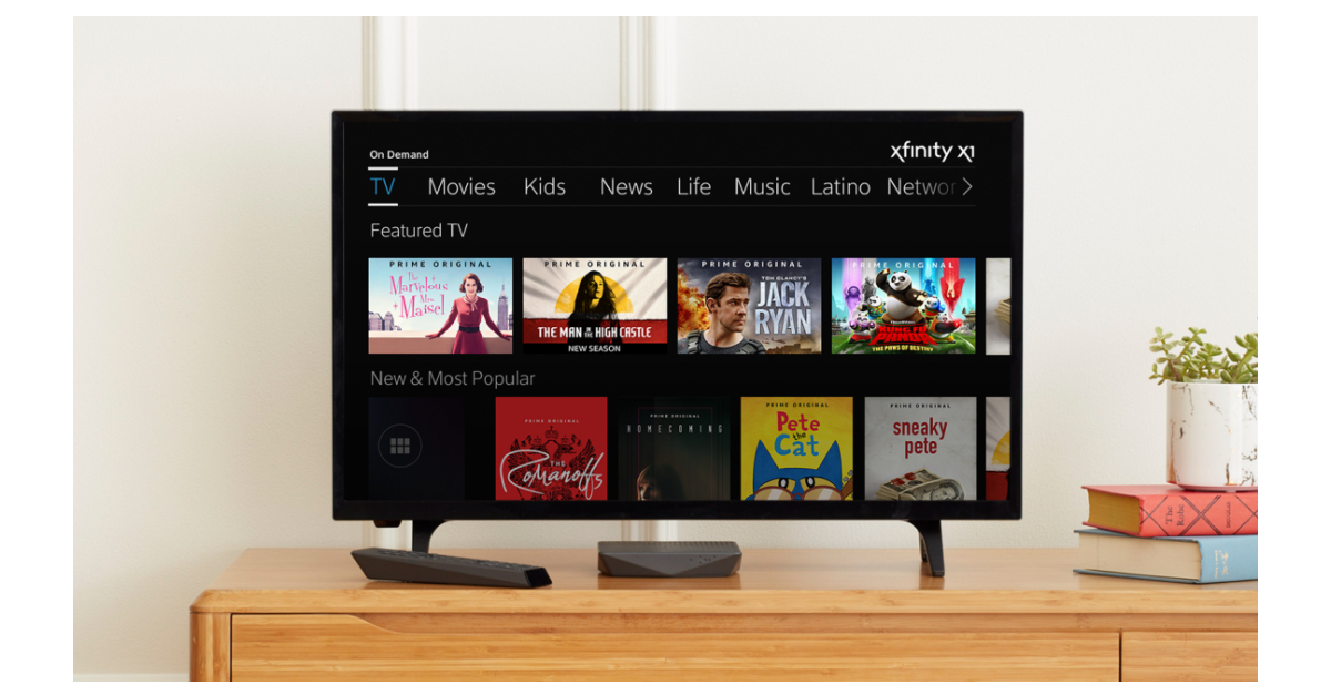 can i download the xfinity app on my amazon fire stick