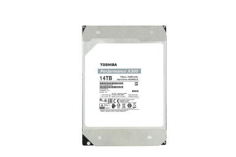 Toshiba: 14TB model of X300 Performance Hard Drive series (Photo: Business Wire)