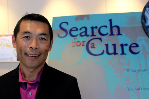 Zhi Hong, Ph.D., co-founder and CEO, Brii Biosciences (Photo: Business Wire)