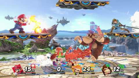 Super Smash Bros. Ultimate will be available Dec. 7. (Photo: Business Wire)