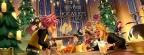 A Harry Potter: Hogwarts Mystery (Harry Potter: Roxfort rejtélye) mobiljáték arra invitálja a játékosokat, hogy öltöztessék karácsony díszbe a termeket a varázslók világában (Grafika: Business Wire)