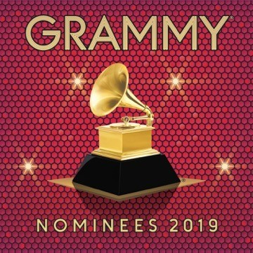 Recording Academy™ and Republic Records to Release 2019 GRAMMY® Nominees Album on Jan. 25, 2019 (Graphic: Business Wire)