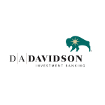 D A  Davidson & Co  Acts as Exclusive Financial Advisor to