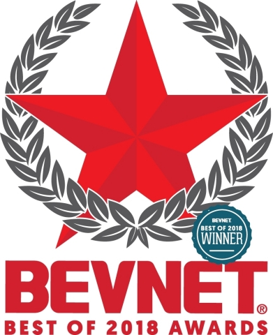 BevNET Best of 2018 Award (Graphic: Business Wire)