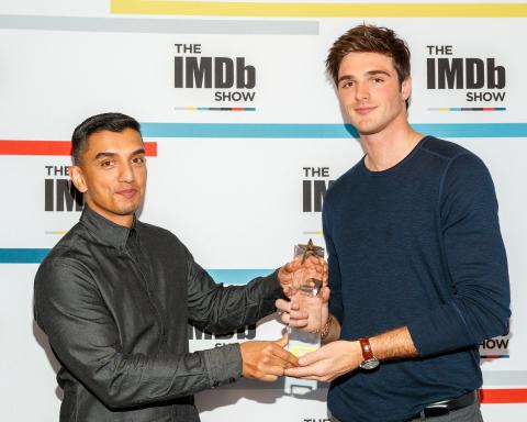 IMDb #10 Breakout Star of 2018 Jacob Elordi Receives the