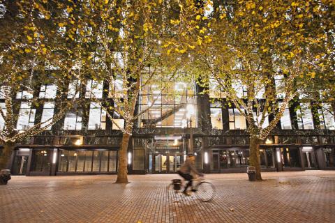 200 Occidental, Seattle, WA (Photo Courtesy of Kevin Scott - Weyerhauser Exteriors).