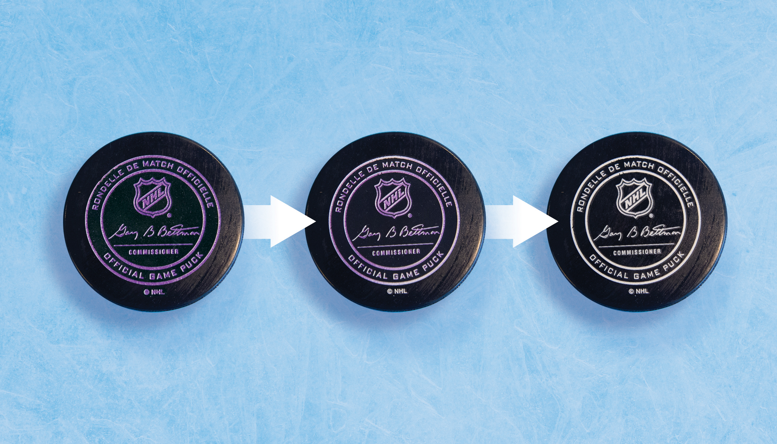 Ppg Provides National Hockey League With Thermochromic Puck Coatings For 2019 Bridgestone Nhl Winter Classic Business Wire