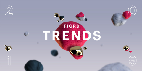 Fjord Trends takes a provocative look at the developments to watch for in 2019 according to Fjord, design and innovation from Accenture Interactive (Photo: Business Wire)