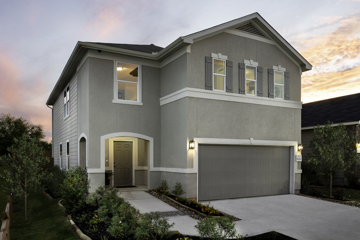 Kb Home Announces New Community And Model Park In Southeast San