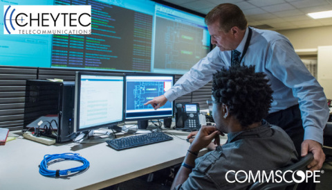 CommScope and Cheytec enter into a partnership to provide faster, scalable solutions for in-building ...