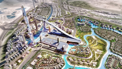 Meydan Masterplan (Photo: AETOSWire)