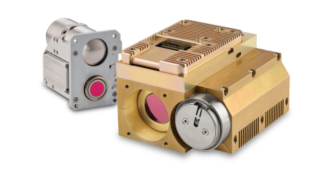 Next generation cooled FLIR Neutrino thermal camera cores: Neutrino LC (left) and Neutrino Performan ...