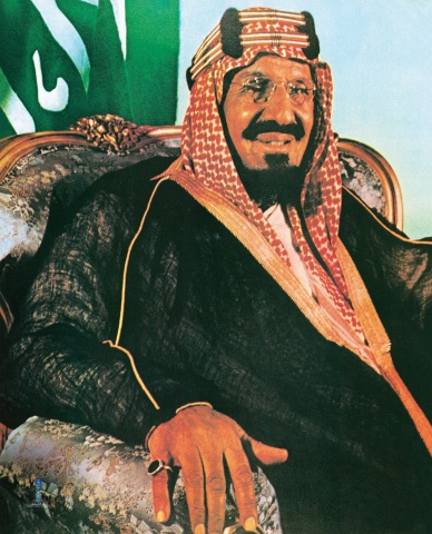 King Abdulaziz ibn Abdul Rahman Al Saud (Photo: AETOSWire)