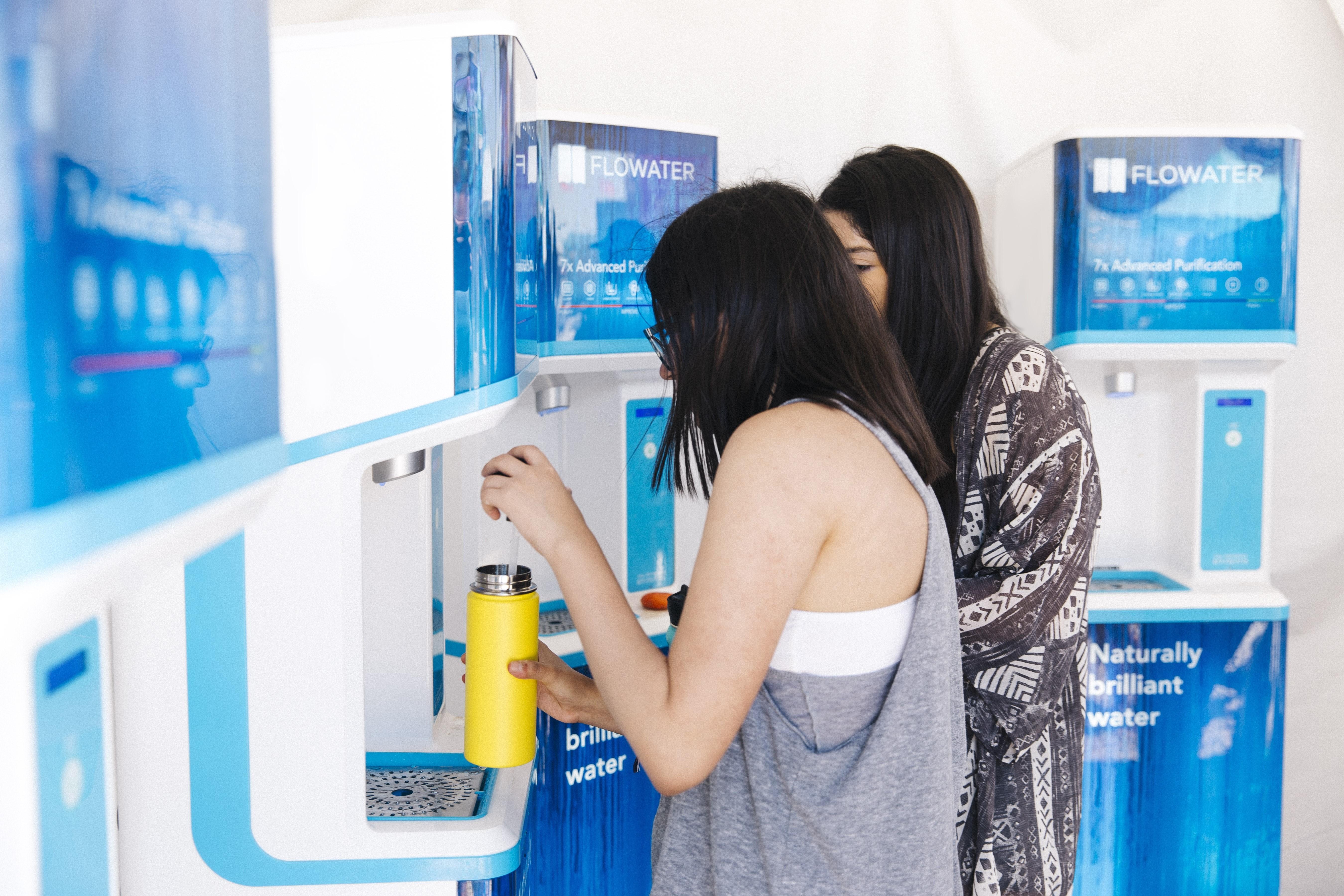 FloWater Reaches Milestone in Reducing Plastic Water Bottle