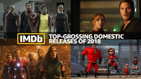 IMDb Announces the 2018 Box Office Champs and the IMDb Most