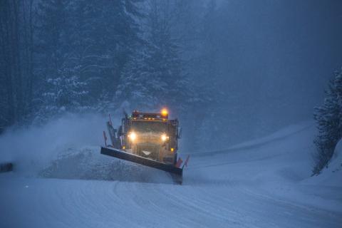 Iteris ClearPath Weather SaaS Solution Chosen by Roy Jorgensen Associates for Road Maintenance Decis ...