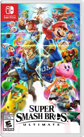 Super Smash Bros. Ultimate has sold over 3 million units in 11 days in the United States according to Nintendo's internal sales data. (Graphic: Business Wire)