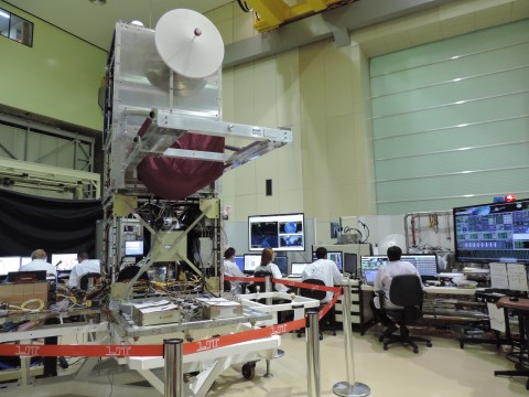 Amazonia-1 represents the first Earth observation satellite based on the Brazilian Multi Mission Platform completely designed, integrated and operated by the country, and Spaceflight's largest rideshare satellite to date. (Photo: Business Wire)