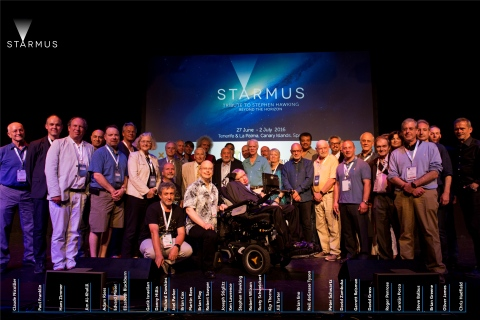 STARMUS V, Host of The Stephen Hawking Medal, Prepare for a Historic Line-up of Apollo Space Pioneers, Science Luminaries and Rock Stars in 2019. (Business Wire)