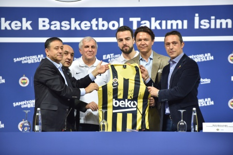Beko Becomes Naming Partner of Fenerbahce Men's Basketball Team (Photo: Business Wire)
