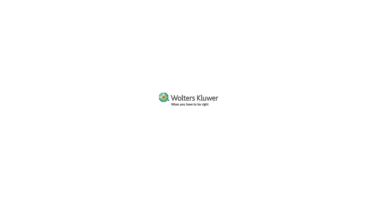 Wolters Kluwer Tax & Accounting Expands the Distribution of its