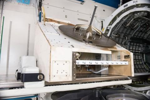 Orbital Sidekick implementa sistema de sensores en la ISS