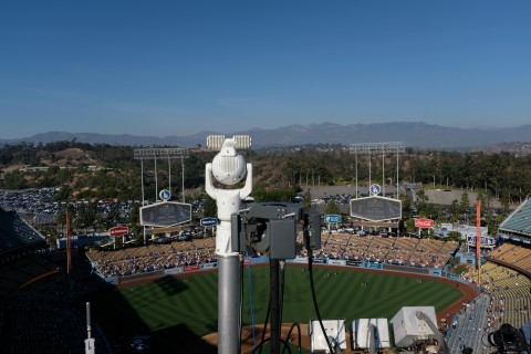 Airspace sensors protecting 2018 World Series games in Los Angeles (Photo: Business Wire)