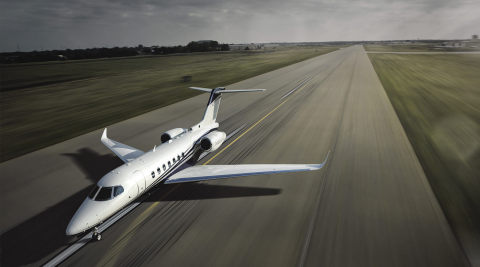 Earlier this year, the Citation Longitude completed a world tour, circumnavigating the globe and dem ...