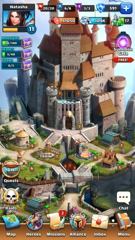 Zynga Acquires Small Giant Games (Graphic: Business Wire)
