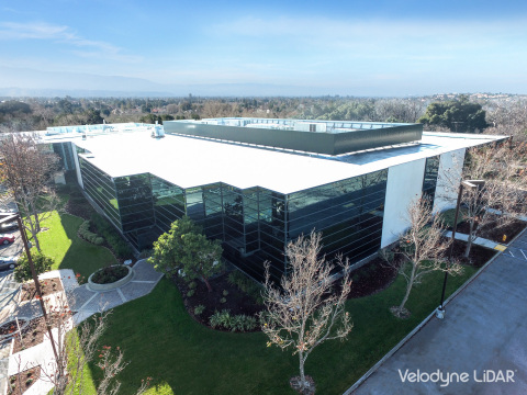 Headquartered in San Jose, Calif., Velodyne is known worldwide for its portfolio of breakthrough lidar sensor technologies (Photo: Business Wire)