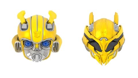 Bumblebee AR emoji from Facemoji Keyboard (Graphic: Business Wire)