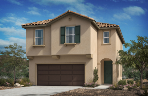 New KB homes now available in Los Angeles. (Photo: Business Wire)