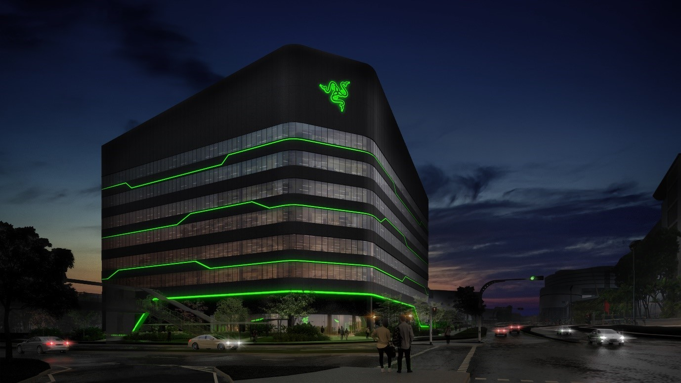Razer Announces Its New Southeast Asia Headquarters in One