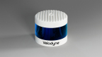 Velodyne Alpha Puck™ sensor is perfect for L4-L5 autonomy (Photo: Business Wire)