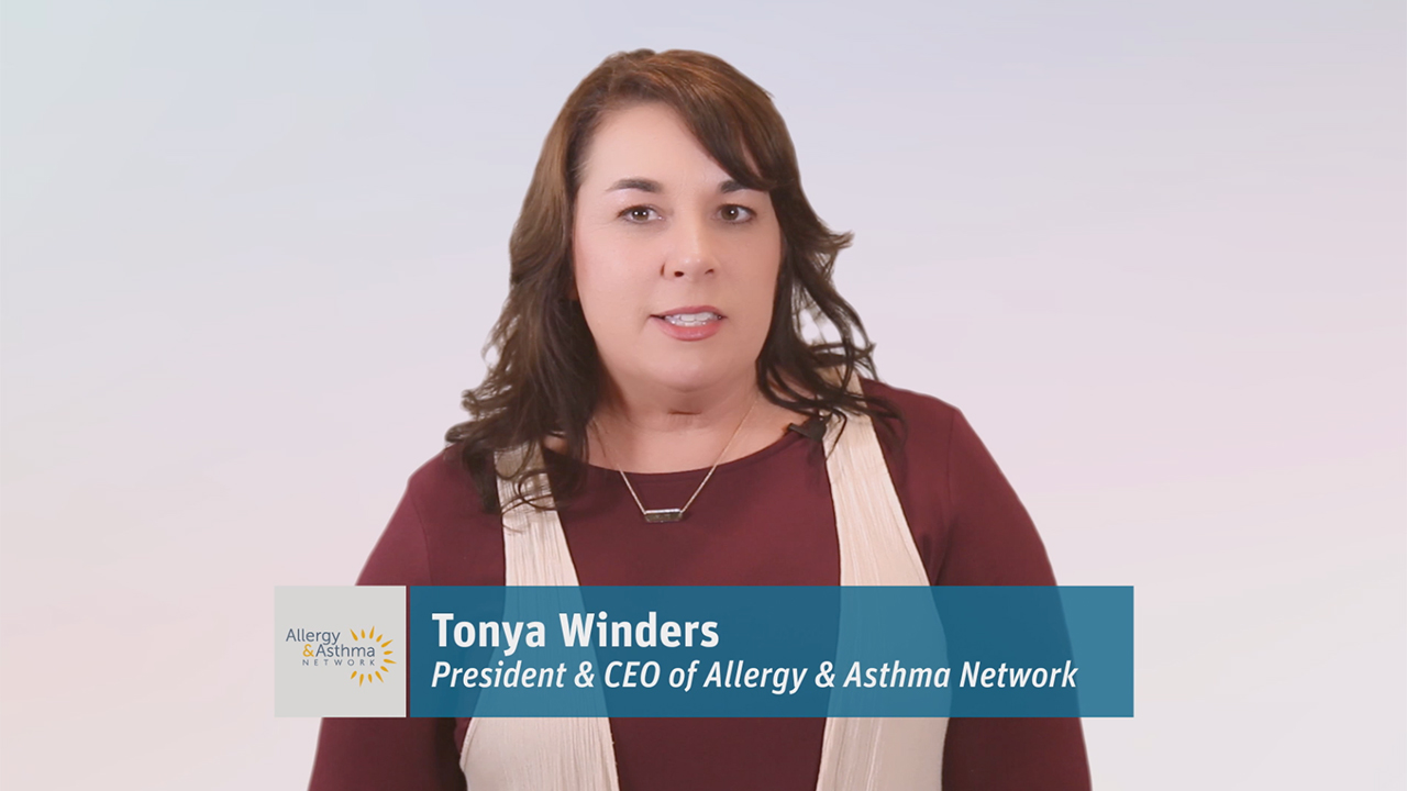 President & CEO of the Allergy & Asthma Network
