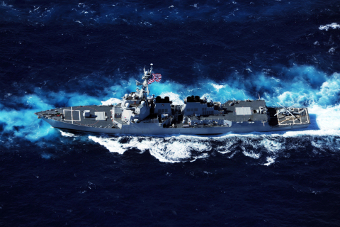 BAE Systems will perform maintenance and modernization work on the USS Shoup.(Photo:BAE Systems)