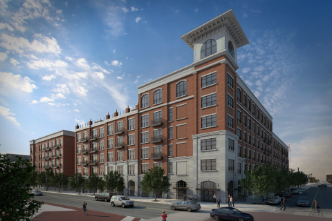 The View is a multi-family luxury development to be located in the Tulsa Arts District. (Photo: Business Wire)