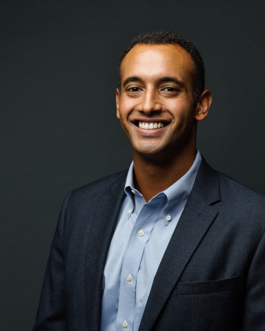 Dan Gebremedhin, MD (Photo: Business Wire)
