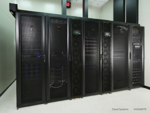 GIGABYTE Cloud Systems (Photo: Business Wire)