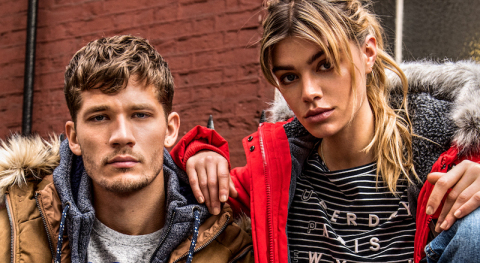 Building a strong foundation for growth at Superdry (Photo: Business Wire)