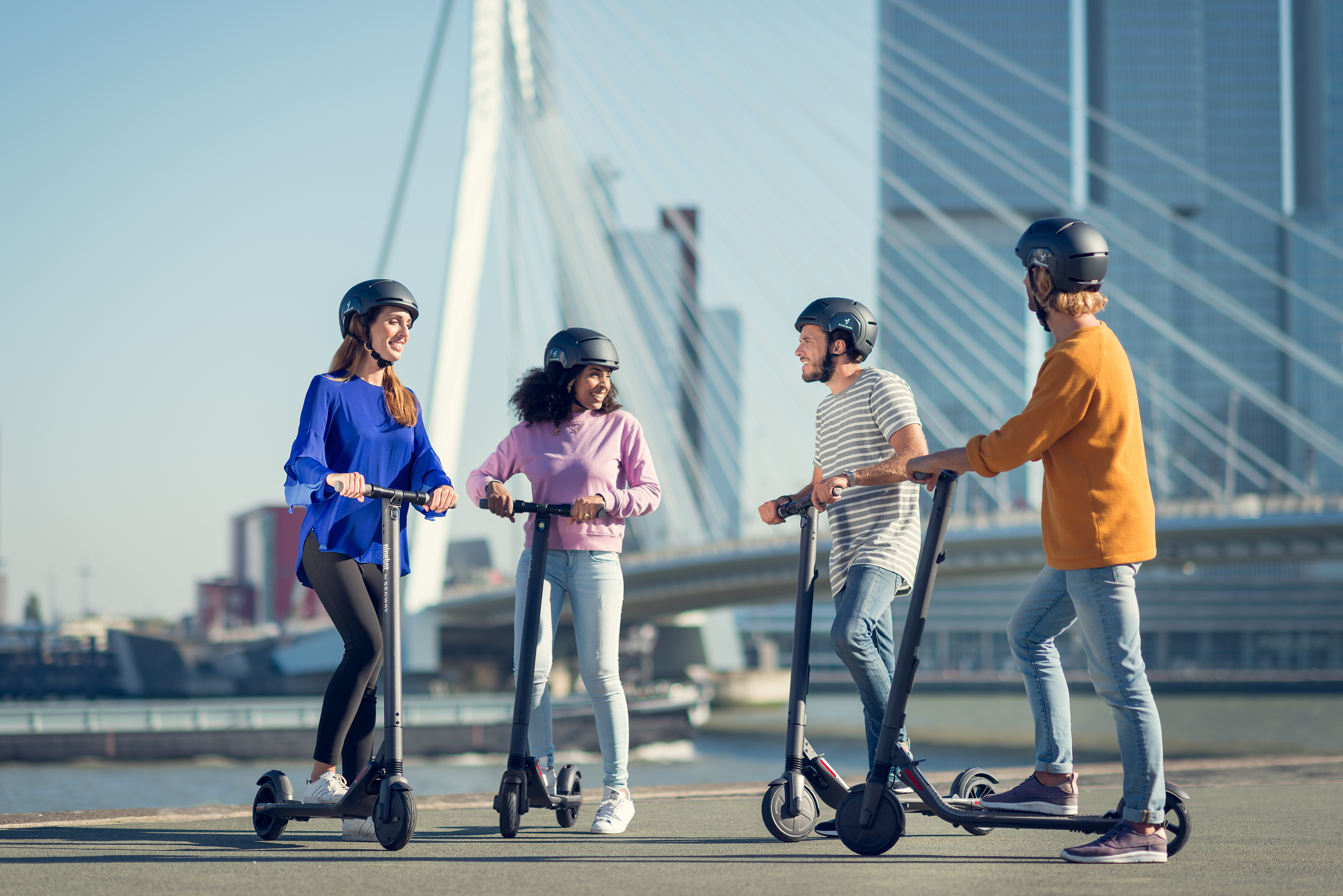 Segway-Ninebot Furthers Its Mission to Own the Future of